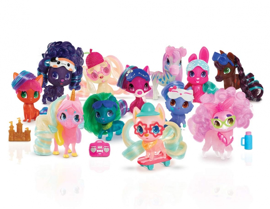 Hairdorables Pets Series 2 toys