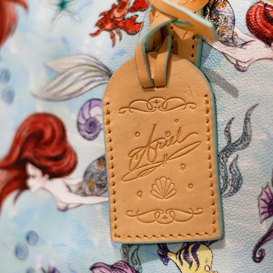 Disney Dooney and Bourke Ariel 30th anniversary bags