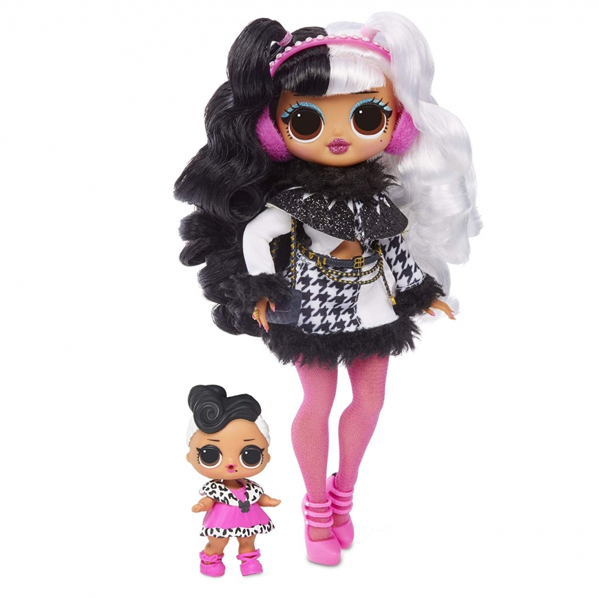 LOL Surprise OMG Winter Disco Dollie fashion doll