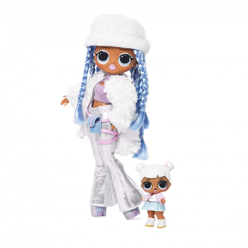 LOL Surprise OMG Winter Disco Snowlicious fashion doll
