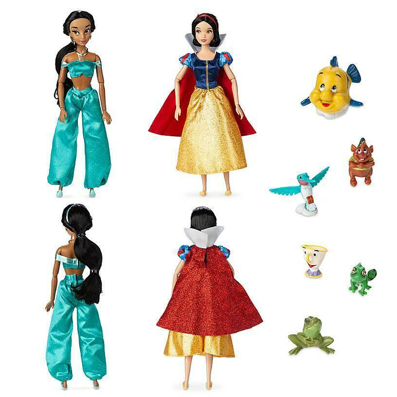 Disney Princess Gift Set 2019 - 11 classic dolls