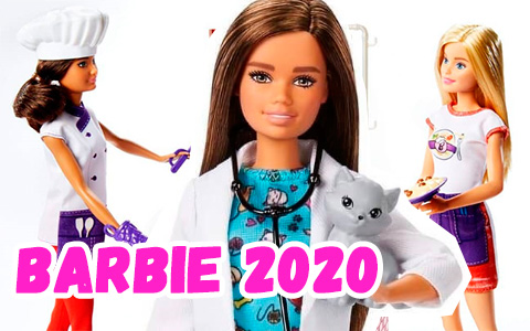 Barbie 2020 dolls