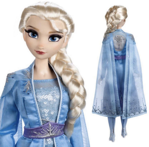 Frozen 2 Elsa Limited Edition doll