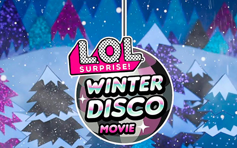 LOL Surprise: Winter Disco Movie coming to Amazon Prime in November