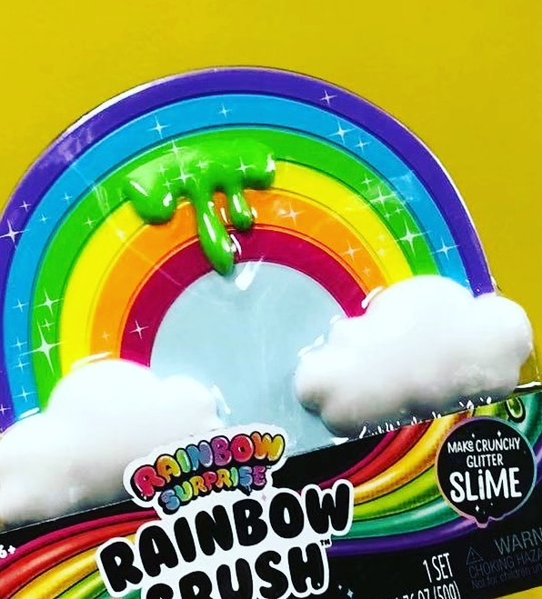 Rainbow Surprise Rainbow Crush