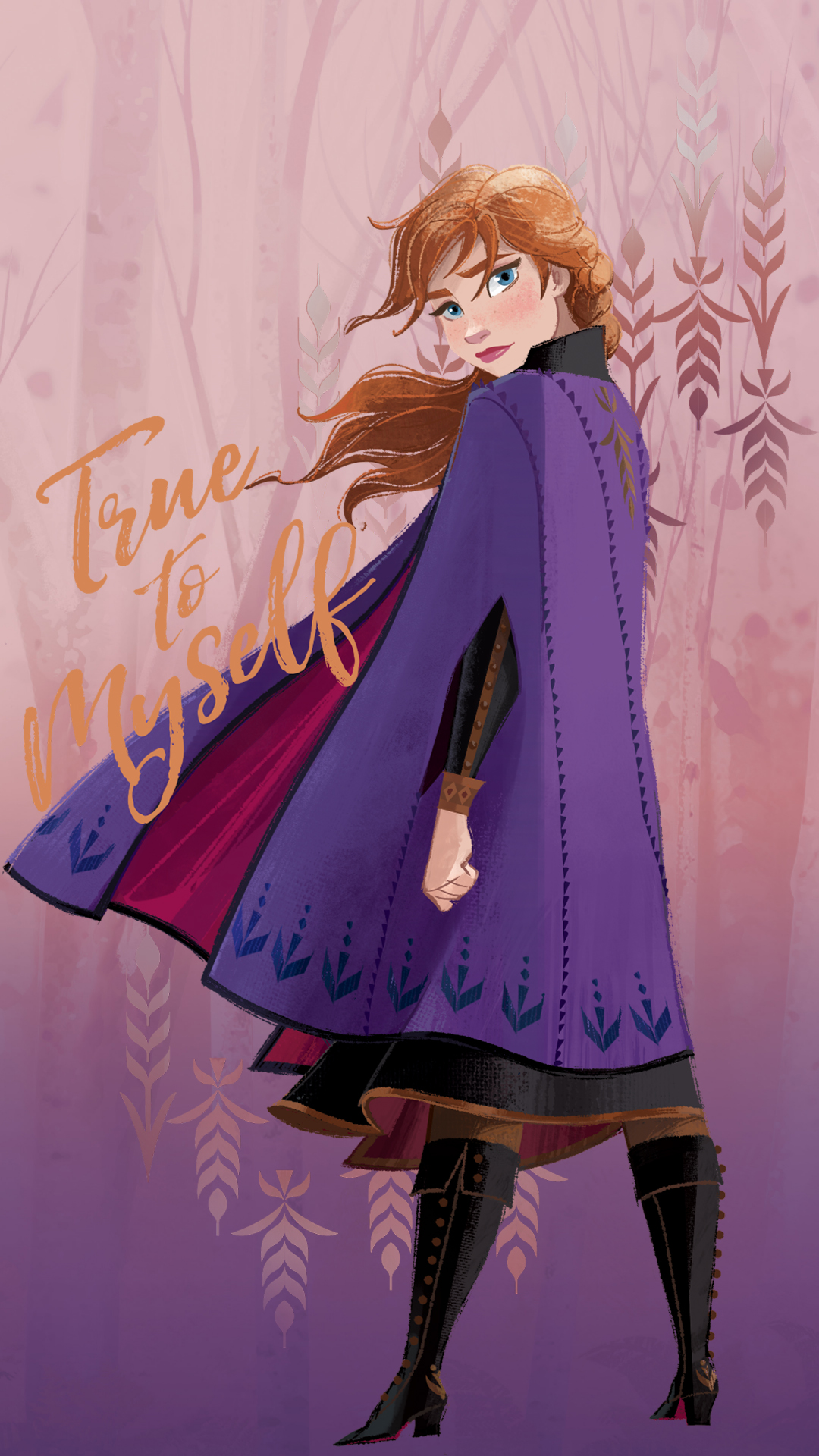 Anna Frozen 2 Mobile Wallpapers Youloveit Com