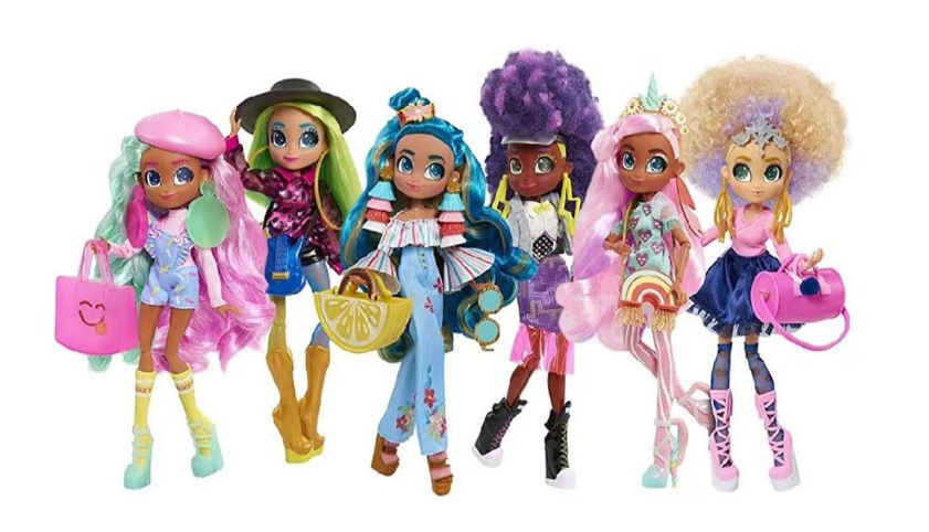 Hairdorables big sister fashion dolls
