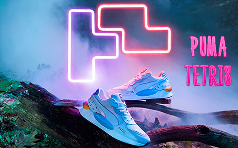 Puma x Tetris collection is out