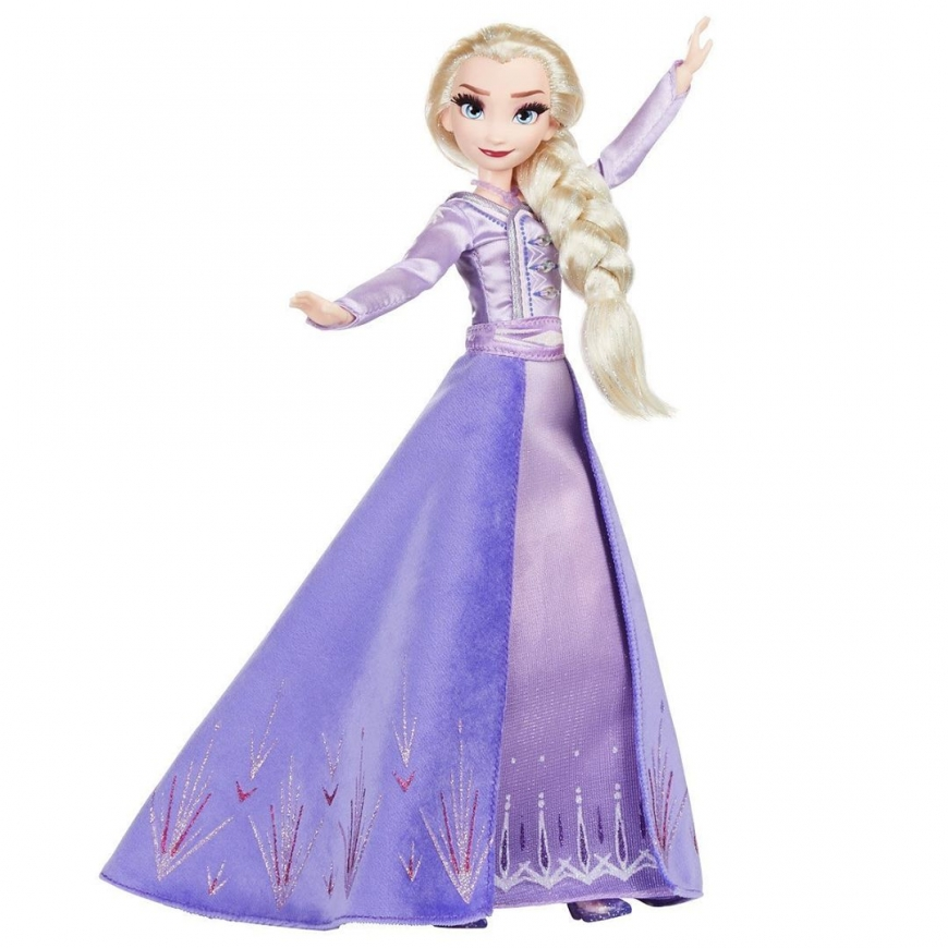 Elsa and Anna Frozen 2 fashion Deluxe dolls set with Olaf