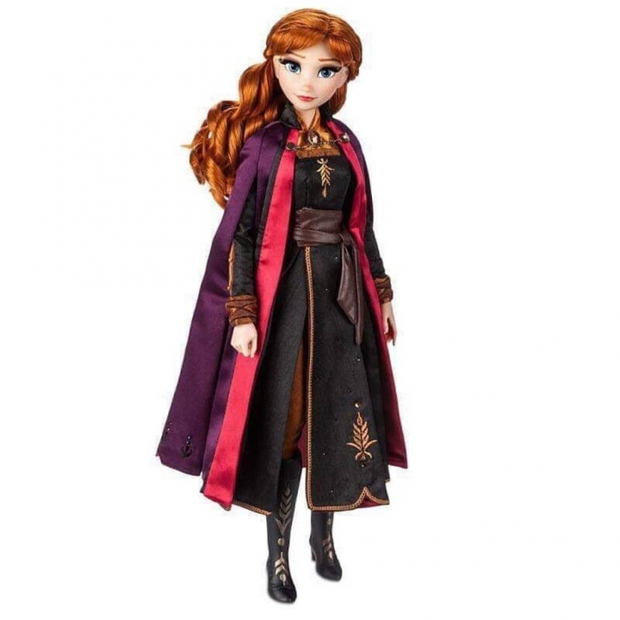 Frozen 2 Anna Limited Edition doll