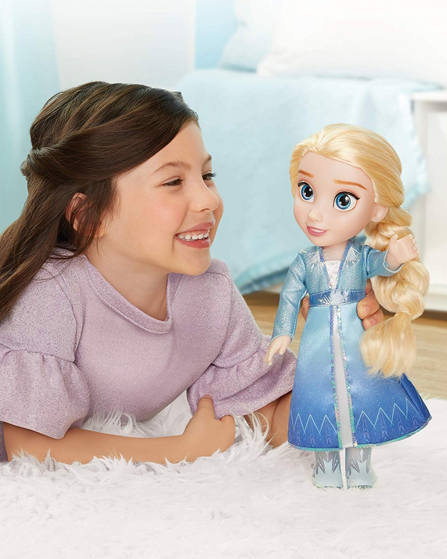 Jakks Pacific Disney Frozen 2 Elsa Adventure Doll
