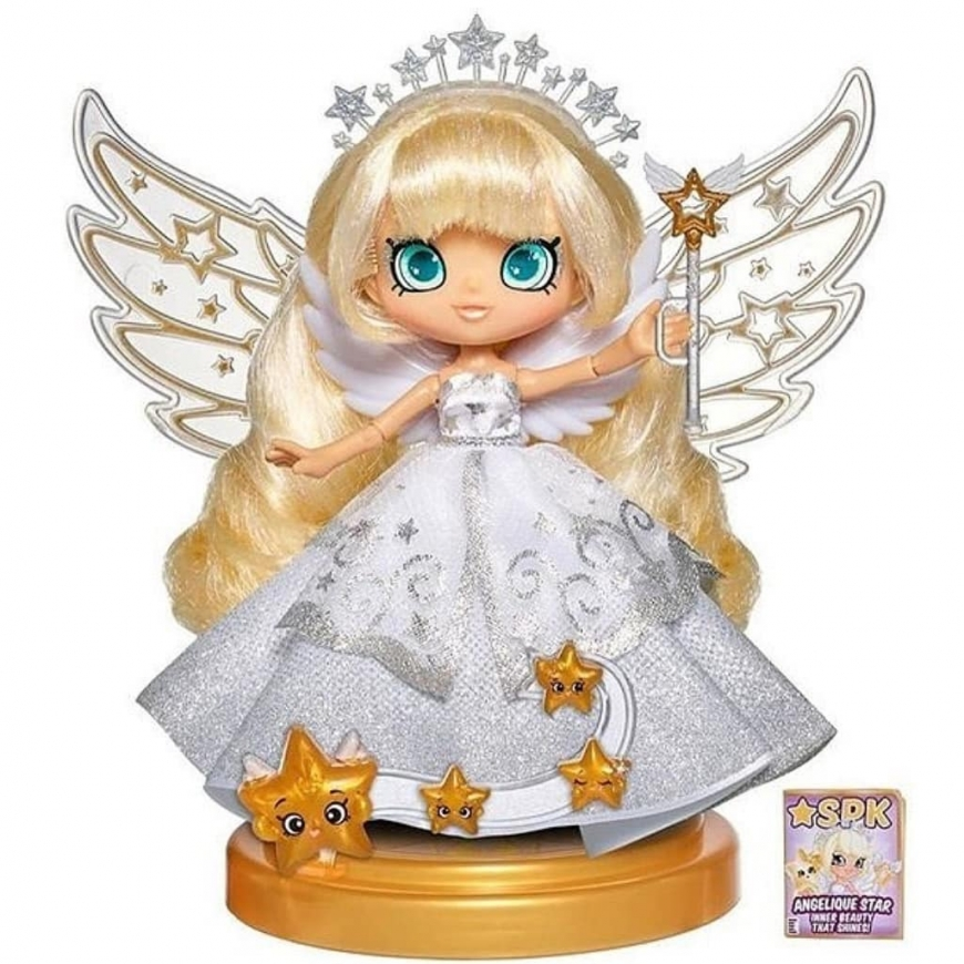 Shopkins Shoppie Doll Angelique Star Special Edition