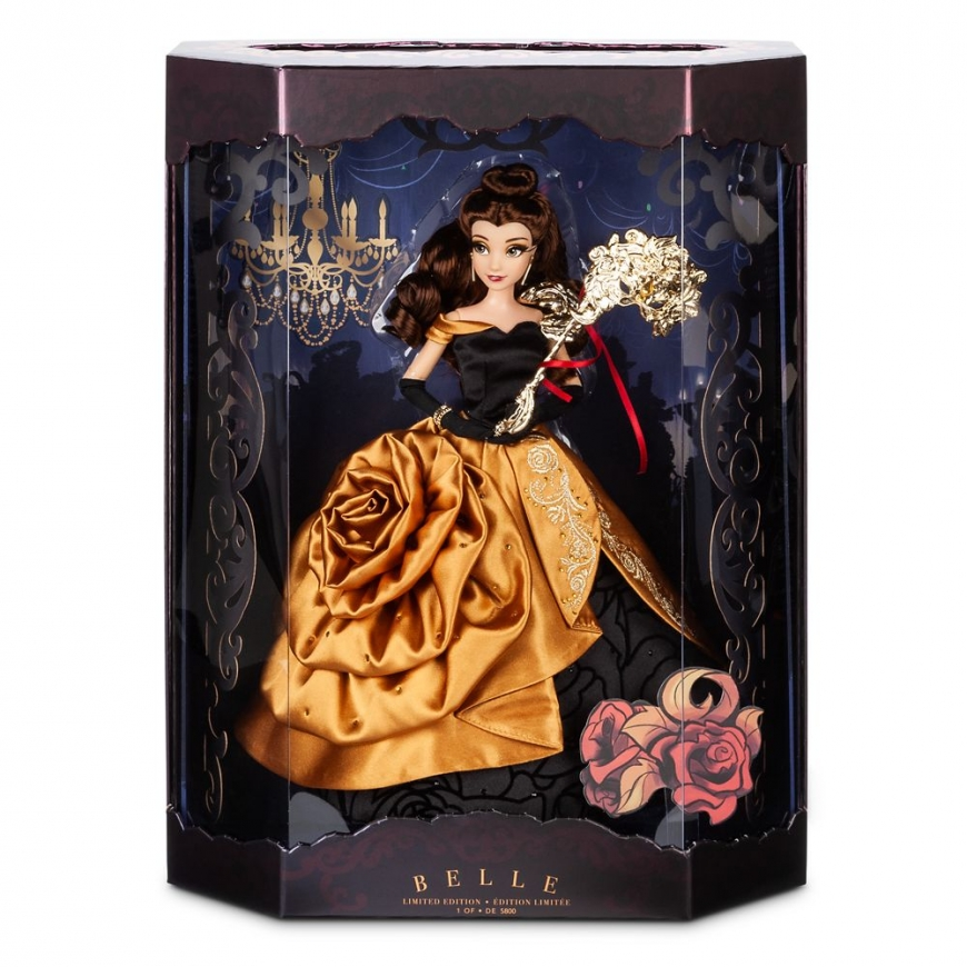 Belle Disney Midnight Masquerade Disney Designer limited edition doll