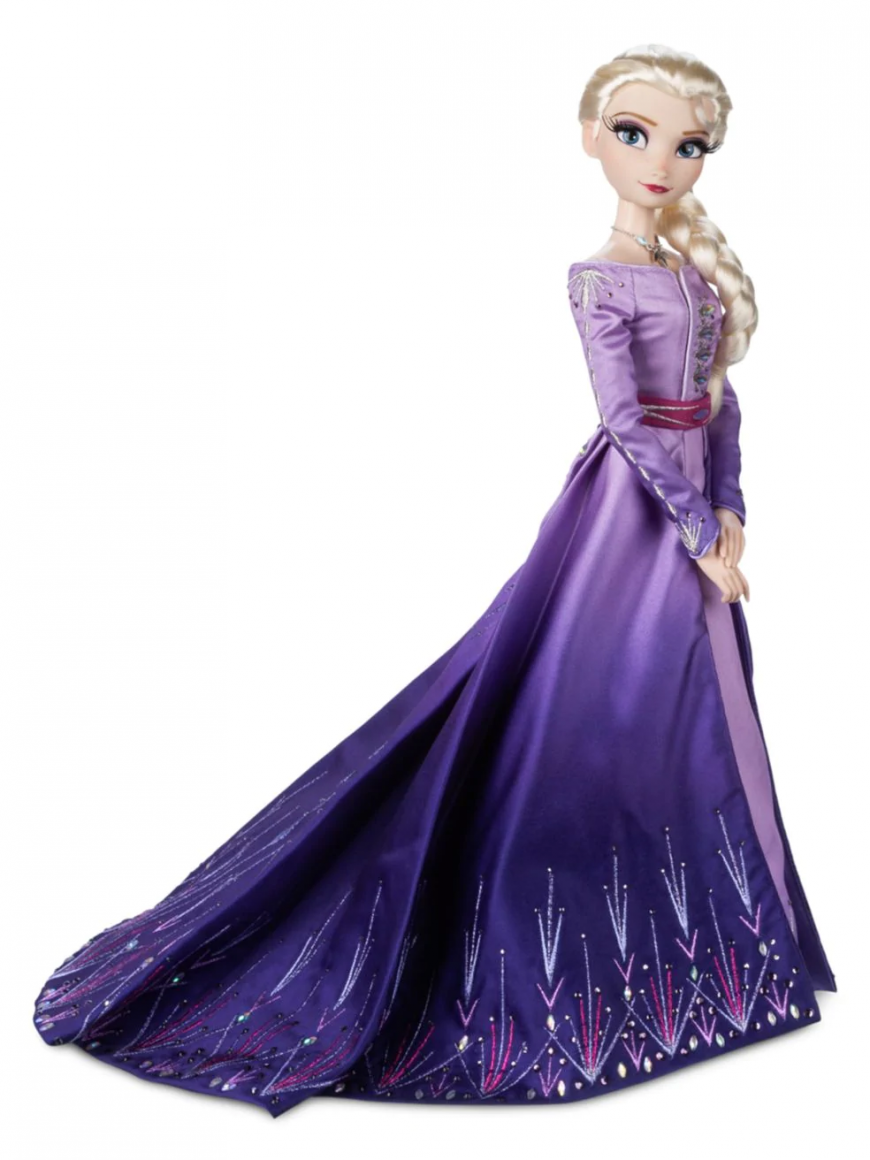 SAKS Elsa Frozen 2 limited edition doll