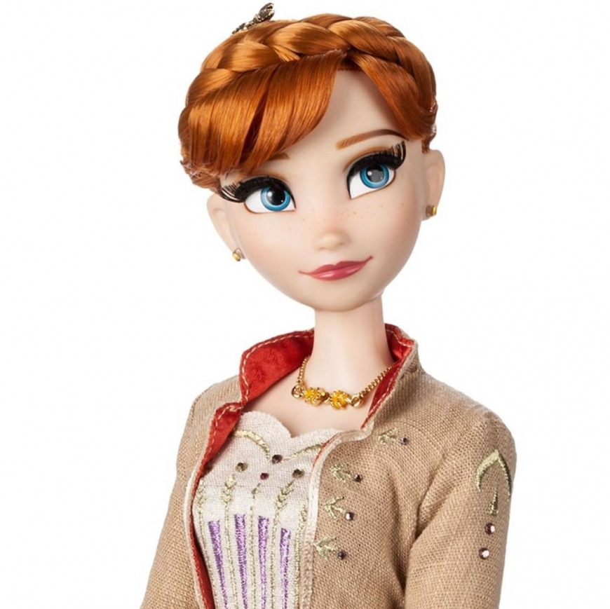 Anna SAKS limited edition frozen 2 doll