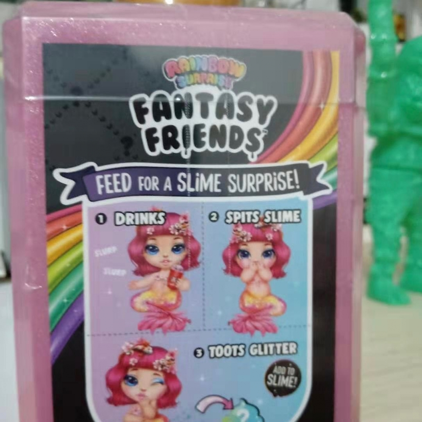 Poopsie Rainbow Surprise Fantasy Frizends