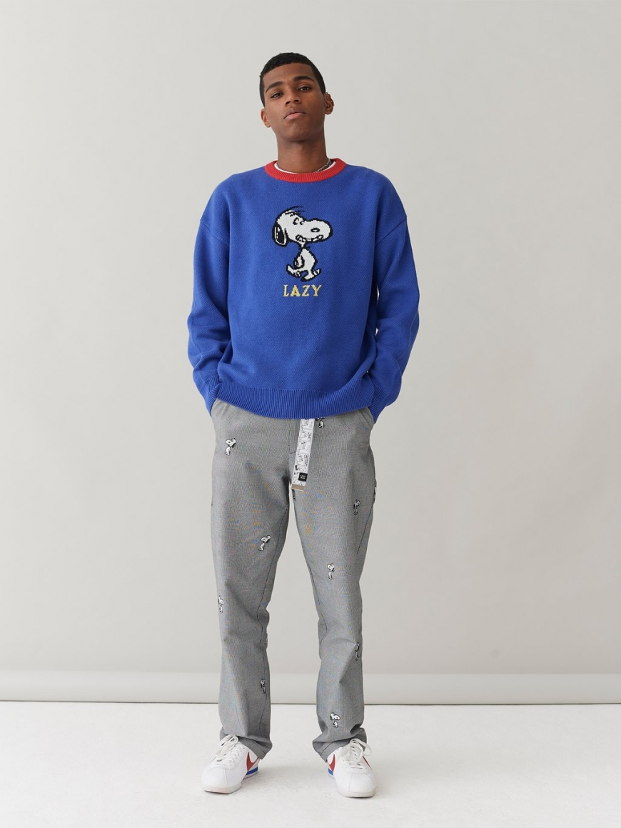 Lazy Oaf x Peanuts collection