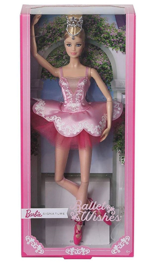 Barbie Ballet Wishes 2020 ballerina