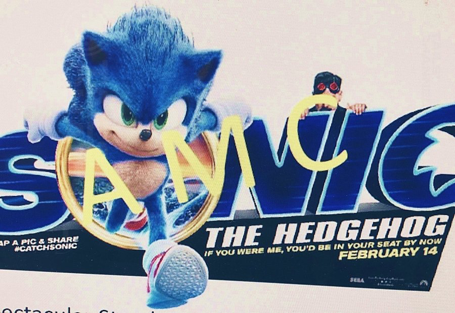First Look At Sonic Redesign From Sonic The Hedgehog 2020 Now That S A Sonic Youloveit Com