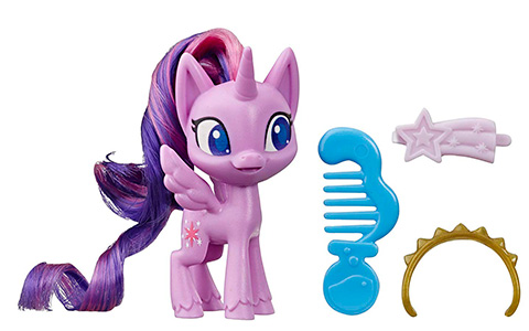 Amazon listed My Little Pony figures in new design, including new character Potion Nova