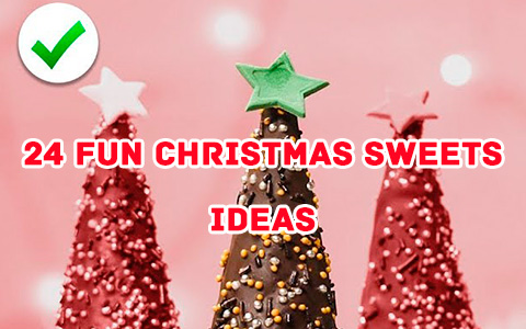 24 fun Christmas deserts ideas for each day before christmas