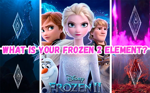 Quiz: What is your Frozen 2 element?
