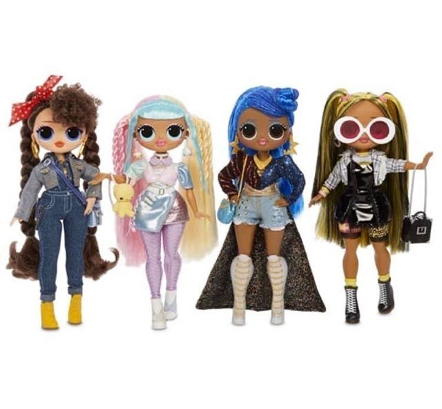 LOL OMG new dolls series 2