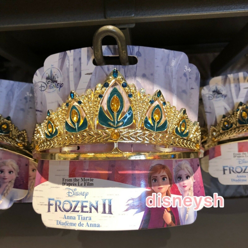 Anna Queen crown