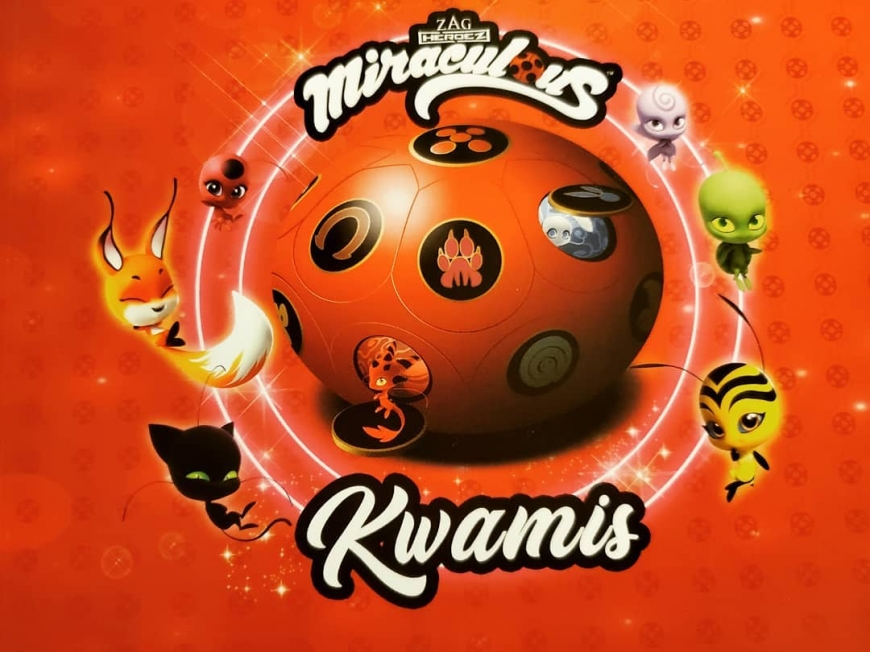 Miraculous Ladybug Kwamis Official Bio Images From Kwamis