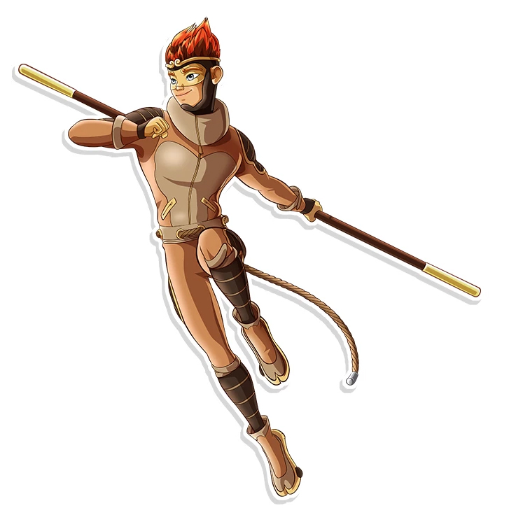 Miraculous Ladybug season 3 King Monkey