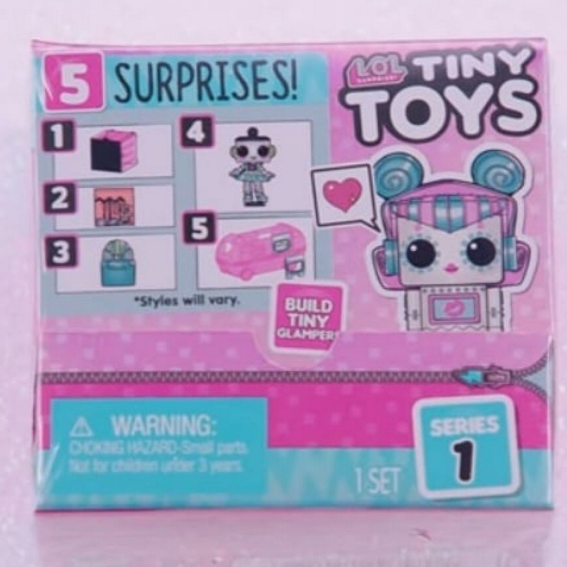 lol surprise tiny toys