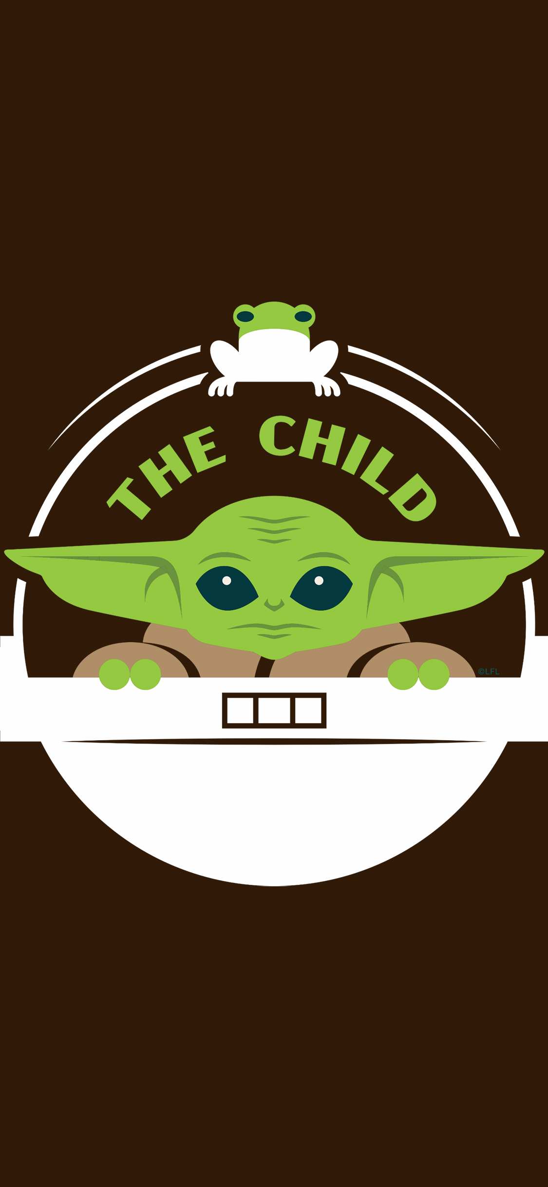 Baby Yoda iphone X wallpaper collection - YouLoveIt.com