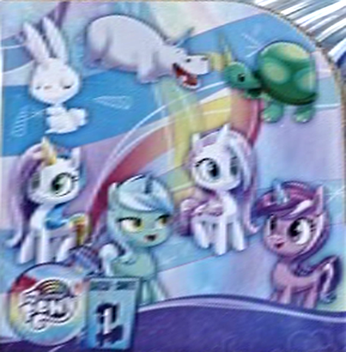 First wave of My Little Pony Potion Blind Bags. New images, new characters