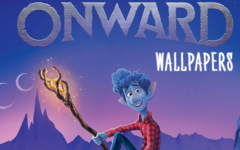 Pixar Onward HD wallpapers