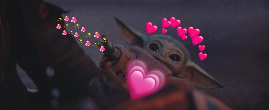 Best and Cutest 12 Memes of Baby Yoda from the Mandalorian ...