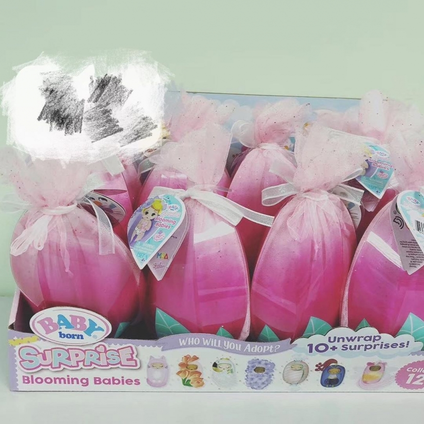 Baby Born Surprise series 3 toys - Blooming Babies
