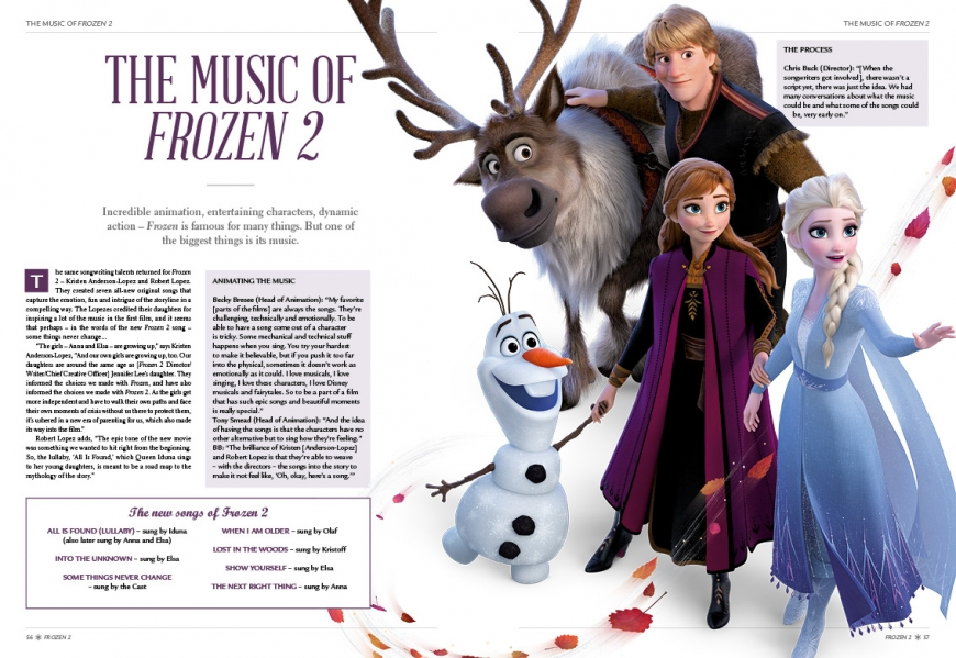 Frozen 2 book