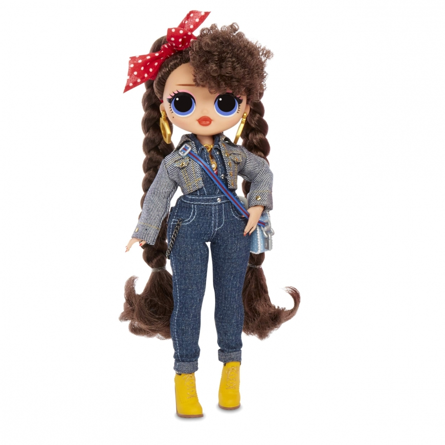 LOL OMG Series 2 Busy B.B. fashion doll