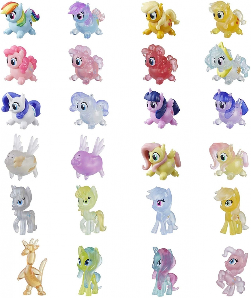 My Little pony potion balloon blind bag toys