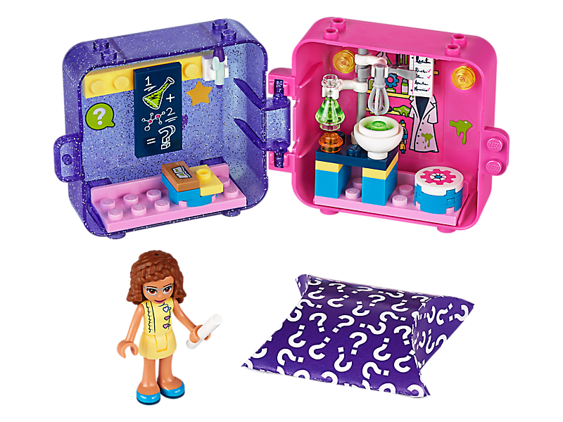 LEGO Friends Olivia's Play Cube