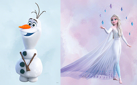 Frozen 2 new official hd big images