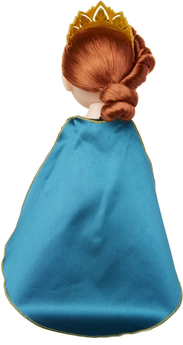 Frozen 2 doll queen Anna by Jakks