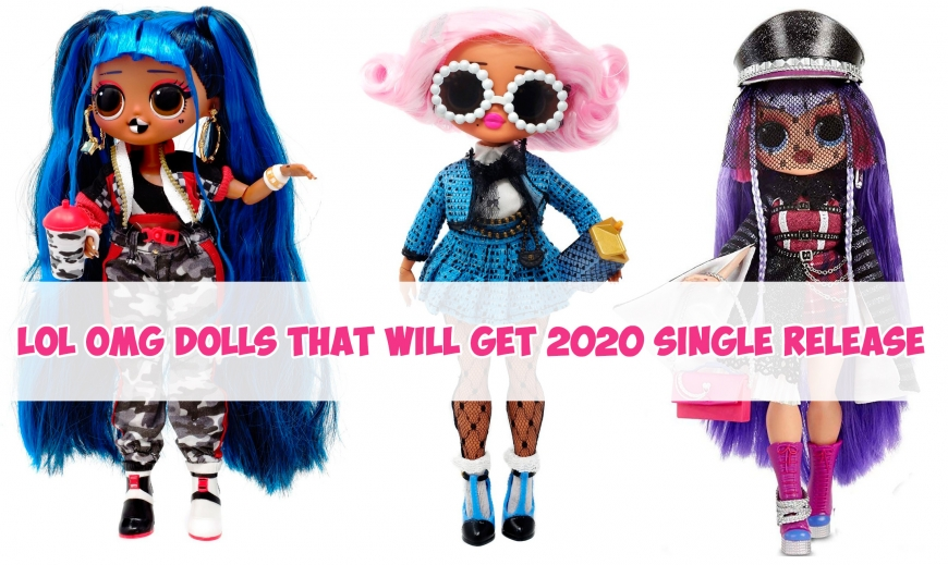 Uptown Girl, Downtown BB and Shadow 2020 lol omg new dolls