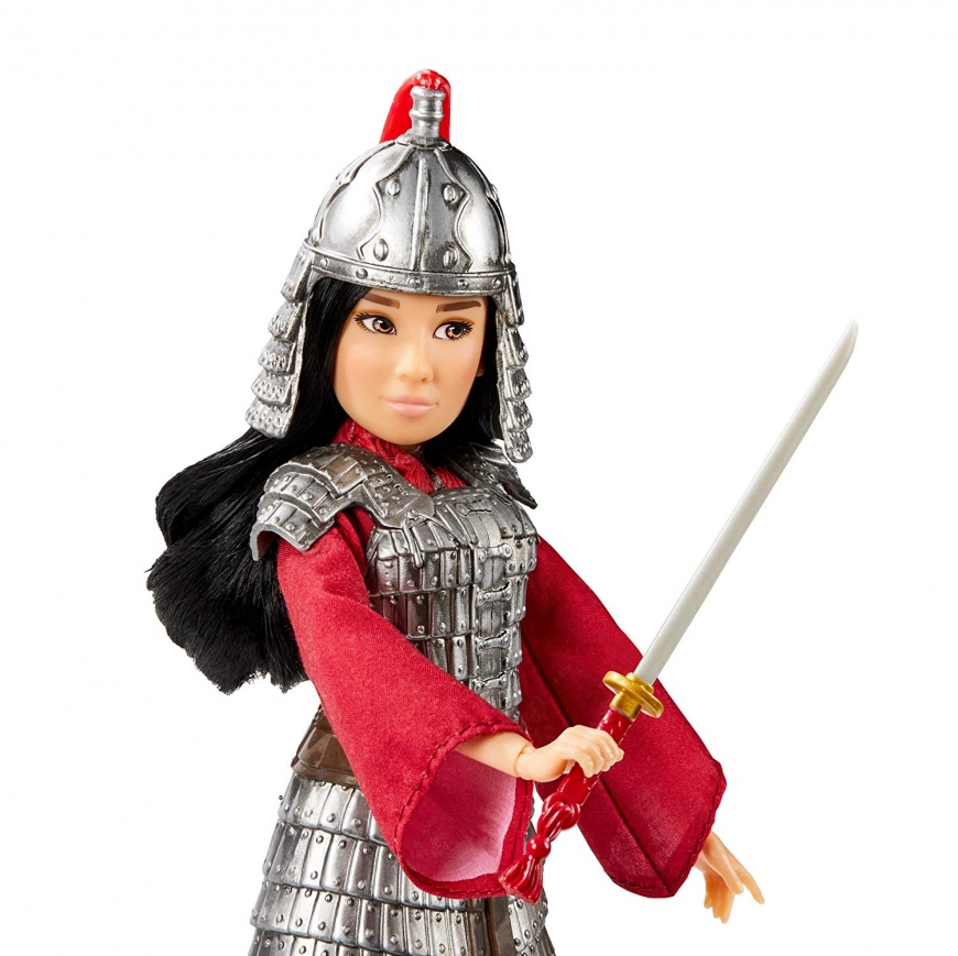 Mulan 2020 dolls MULAN AND XIANNIANG DOLLS