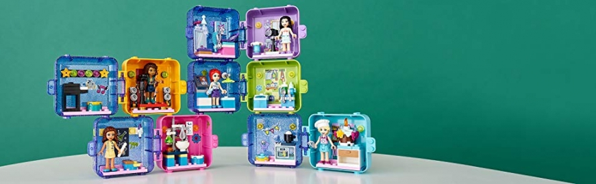LEGO Friends Play Cube