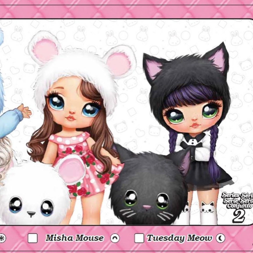 Na na na surprise 2 series 2020 new dolls