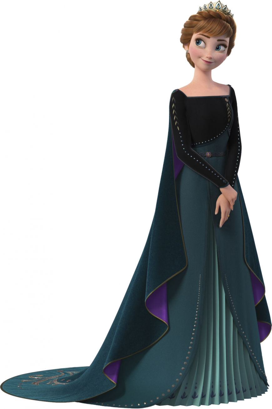 Frozen 2 Anna queen of Arendelle image