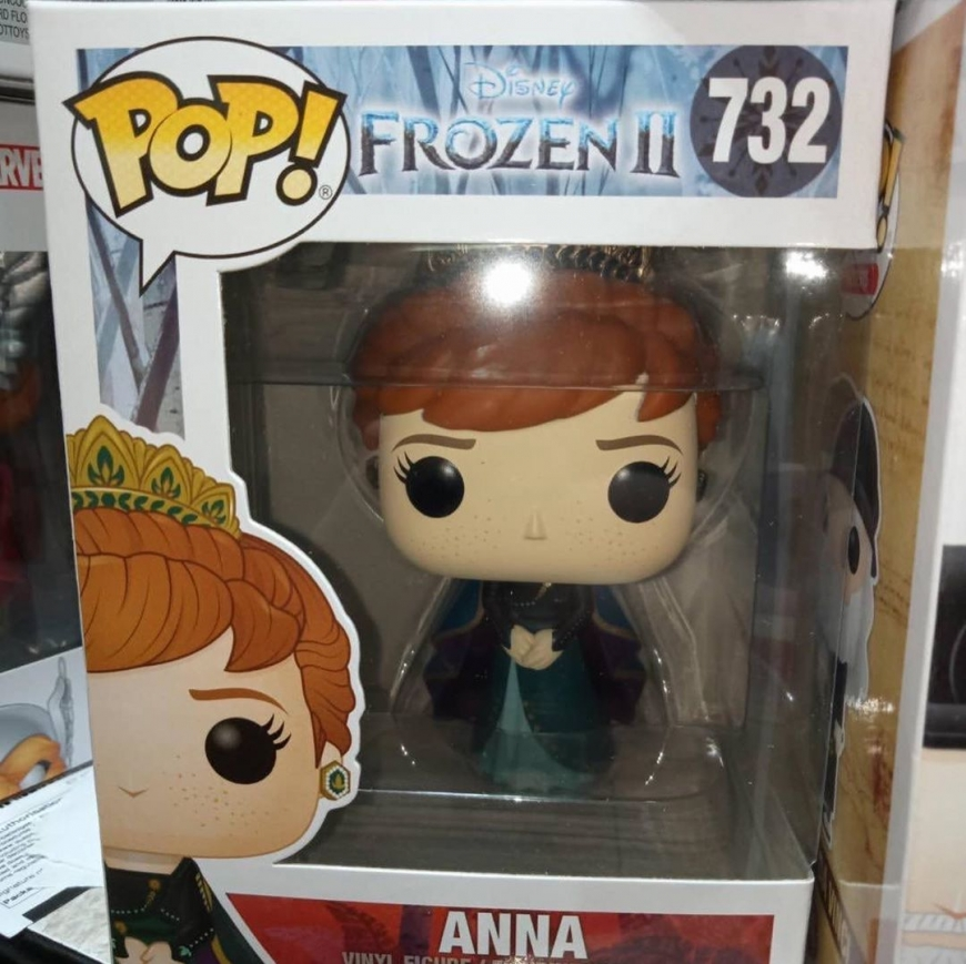 Funko Pop Frozen 2 Anna queen of arendelle