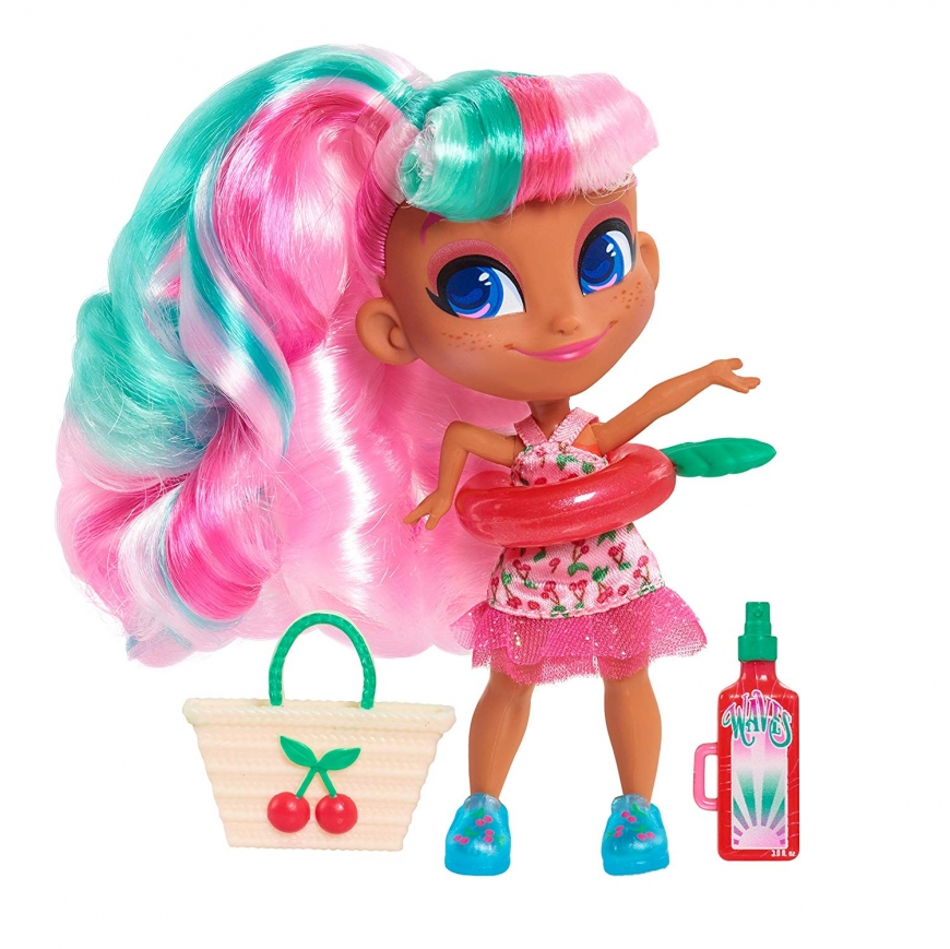 Hairdorables Scented Series 4 - aromatic novelties in the dolls world