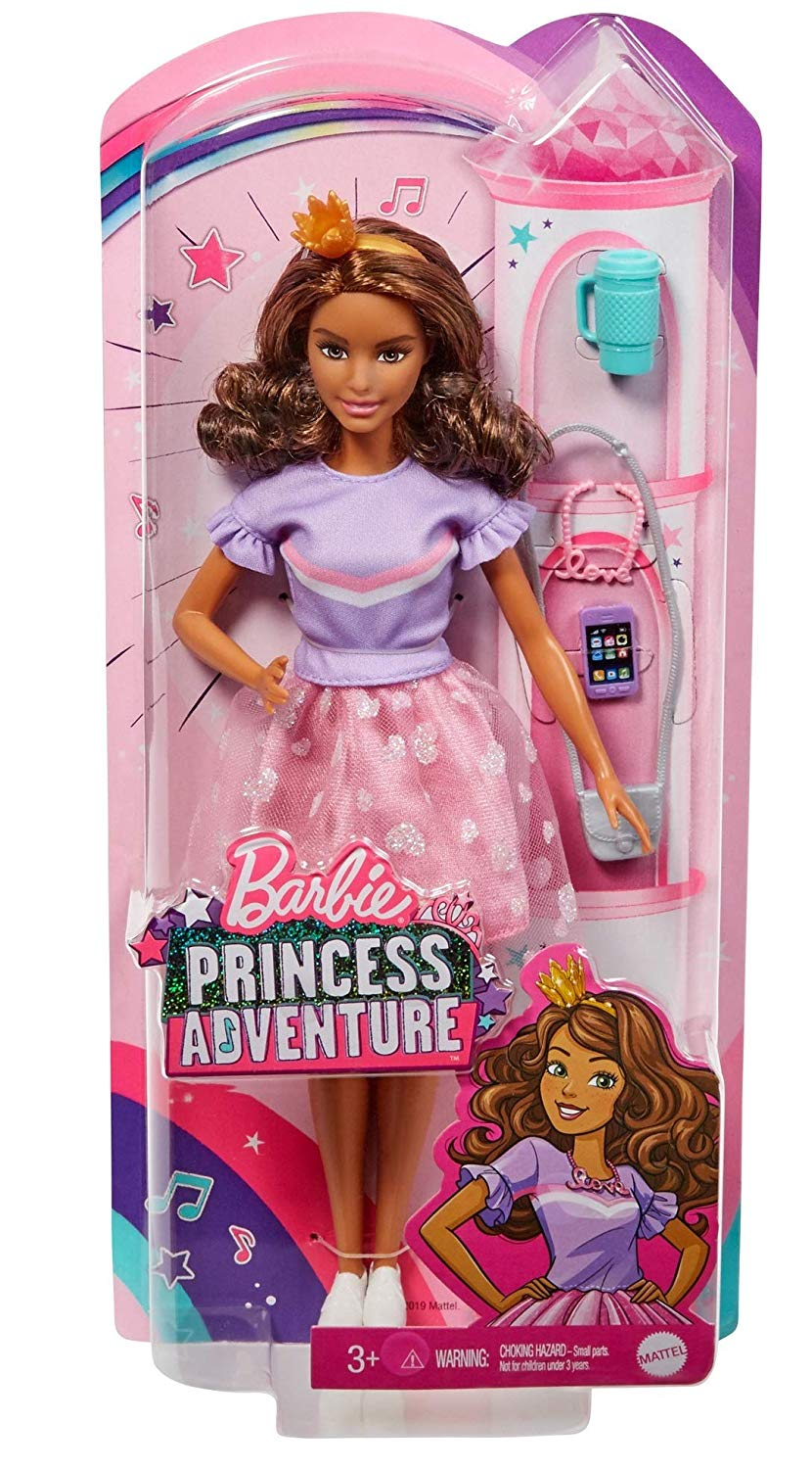 Barbie Princess Adventure new doll